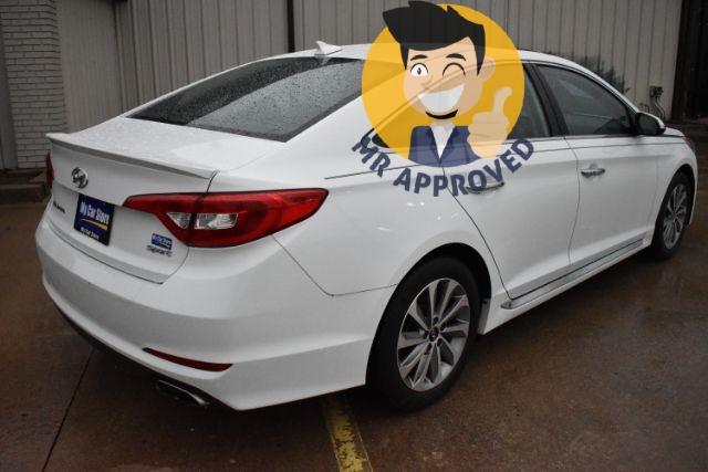Hyundai Sonata 2017 price $17,499