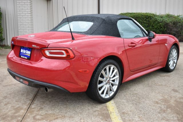 Fiat Spider 124 2017 price Call for Pricing.