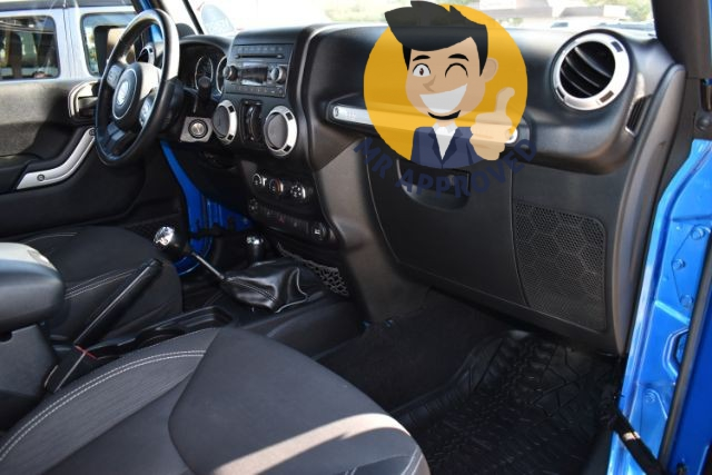 Jeep Wrangler 2016 price $36,600