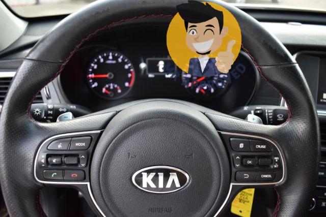 Kia Optima 2017 price $19,928