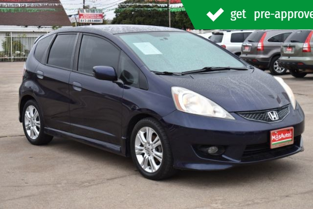 Honda Fit 2009 price $6,569