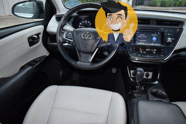 Toyota Avalon 2016 price $18,693