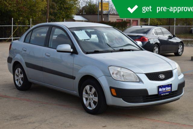 Kia Rio 2007 price $5,631