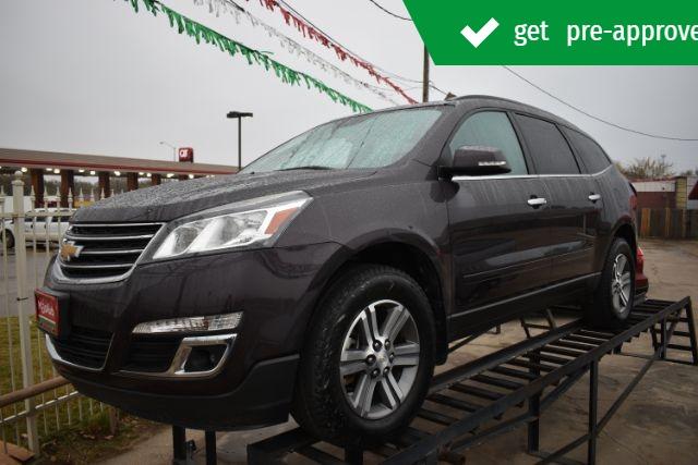 Chevrolet Traverse 2015 price $10,960