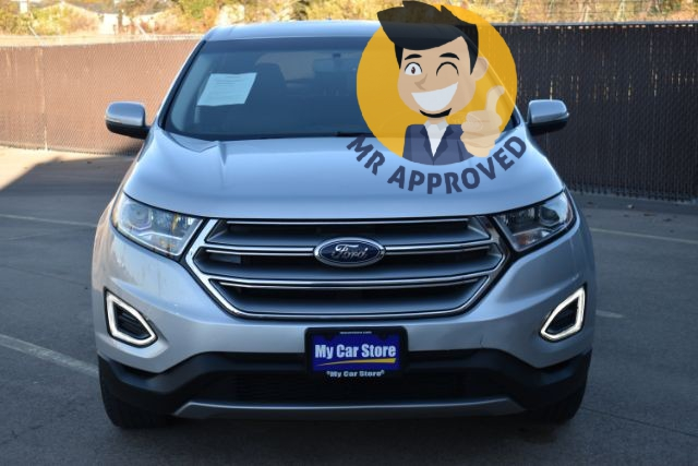 Ford Edge 2017 price $16,718