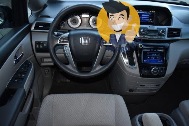 Honda Odyssey 2016 price $20,504