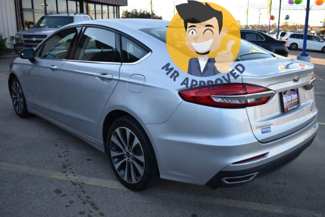 Ford Fusion 2019 price $18,728