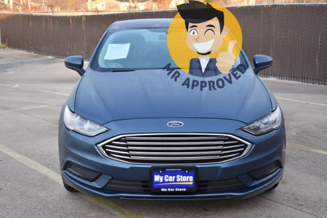 Ford Fusion Hybrid 2018 price $17,265