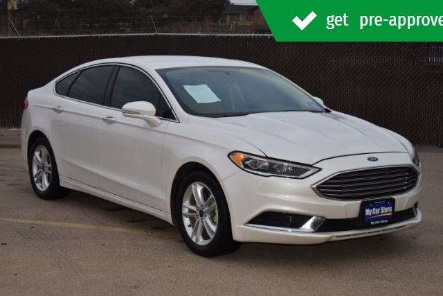 Ford Fusion 2018 price $17,594