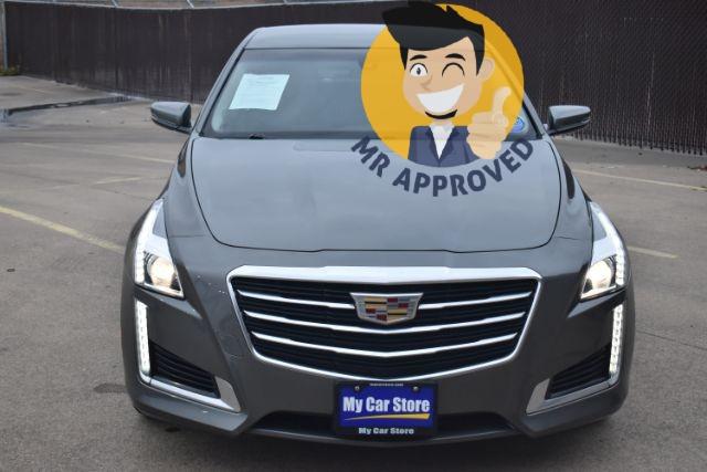 Cadillac CTS 2016 price $21,994