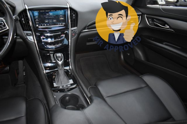 Cadillac ATS 2018 price $21,905