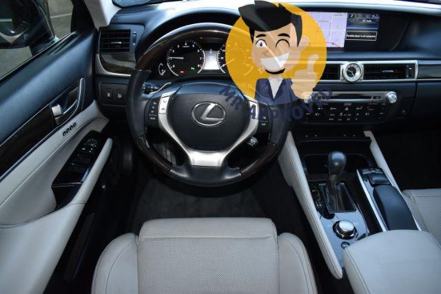 Lexus GS 2013 price $18,153