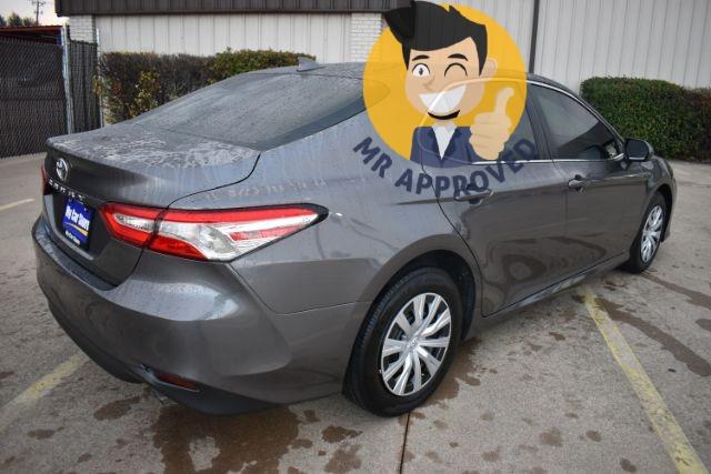 Toyota Camry 2020 price $19,425