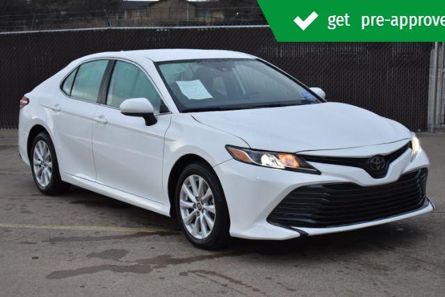 Toyota Camry 2020 price $19,625