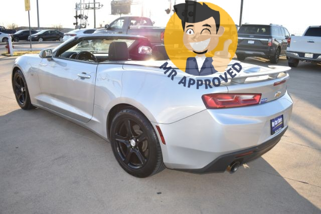 Chevrolet Camaro 2018 price $20,770
