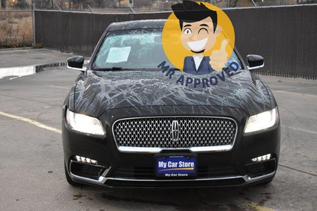 Lincoln Continental 2017 price $24,241