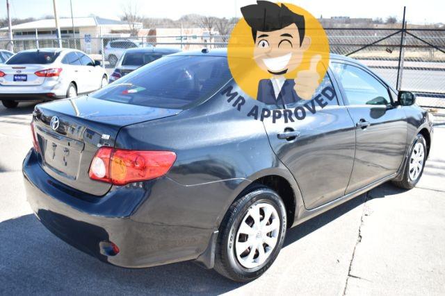 Toyota Corolla 2009 price $0