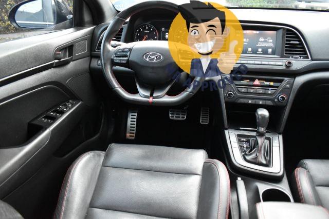Hyundai Elantra 2018 price $13,747
