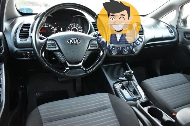 Kia Forte 2017 price $13,438