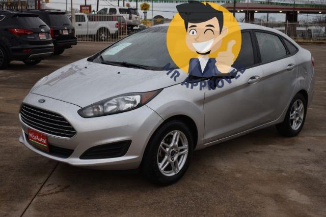 Ford Fiesta 2017 price $9,806