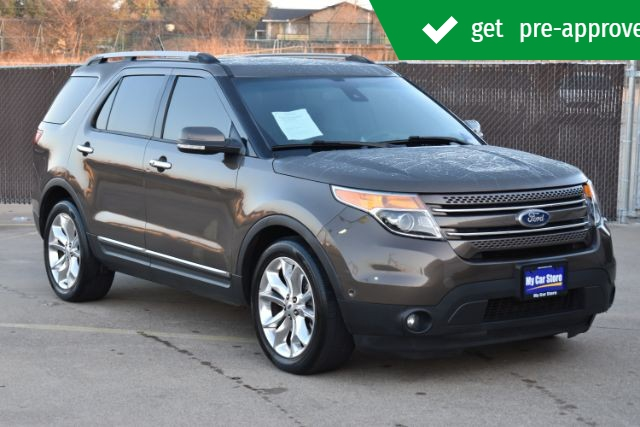Ford Explorer 2015 price $15,570