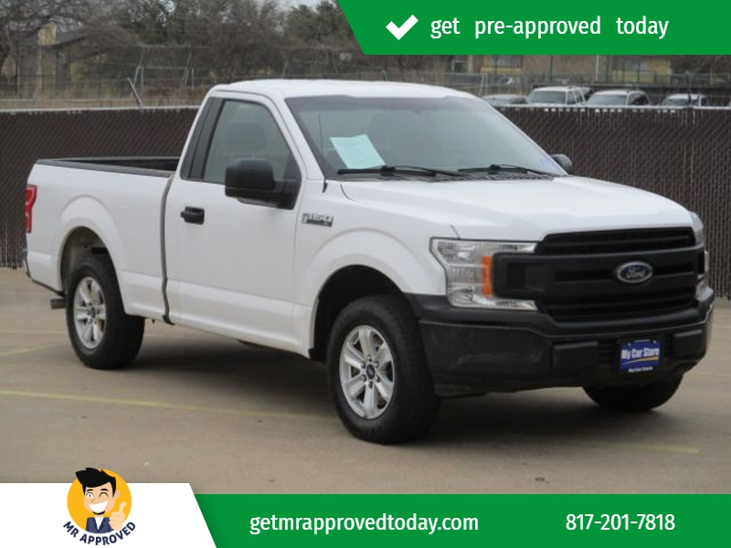 Ford F-150 2018 price $17,449