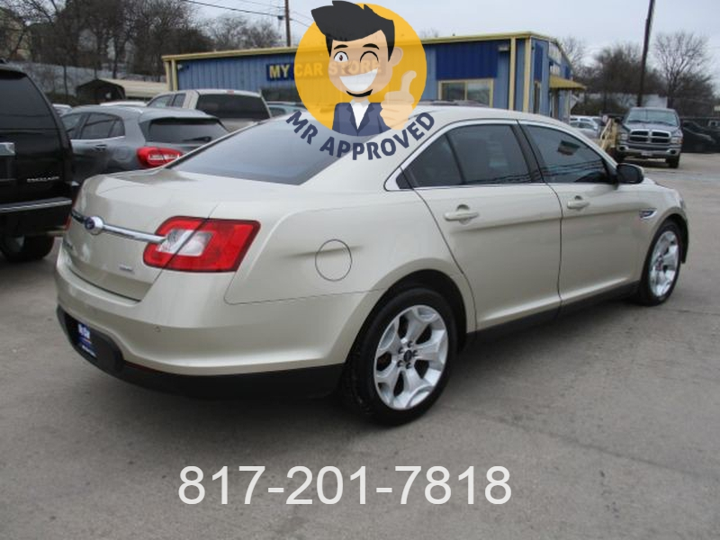 Ford Taurus 2011 price $8,891
