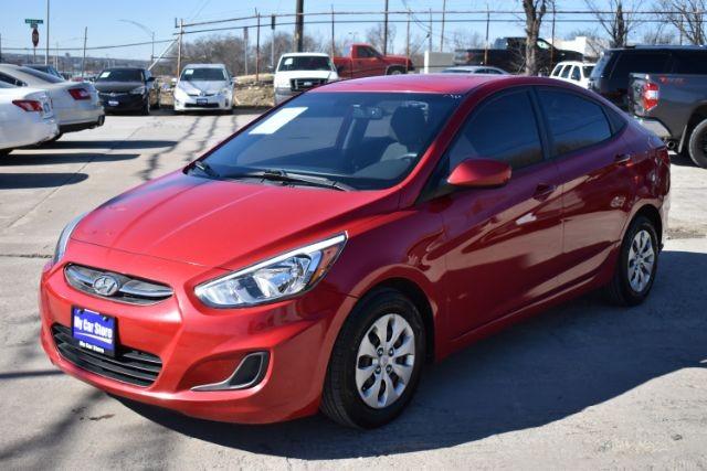 Hyundai Accent 2016 price $8,786