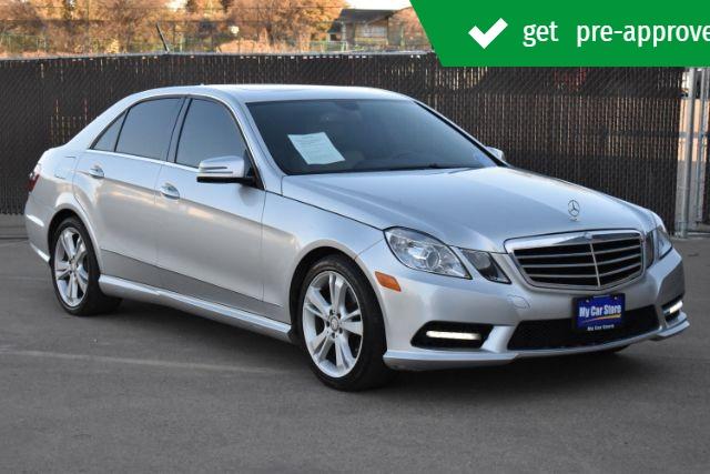 Mercedes-Benz E-Class 2013 price $13,813
