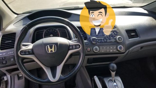 Honda Civic 2009 price $0