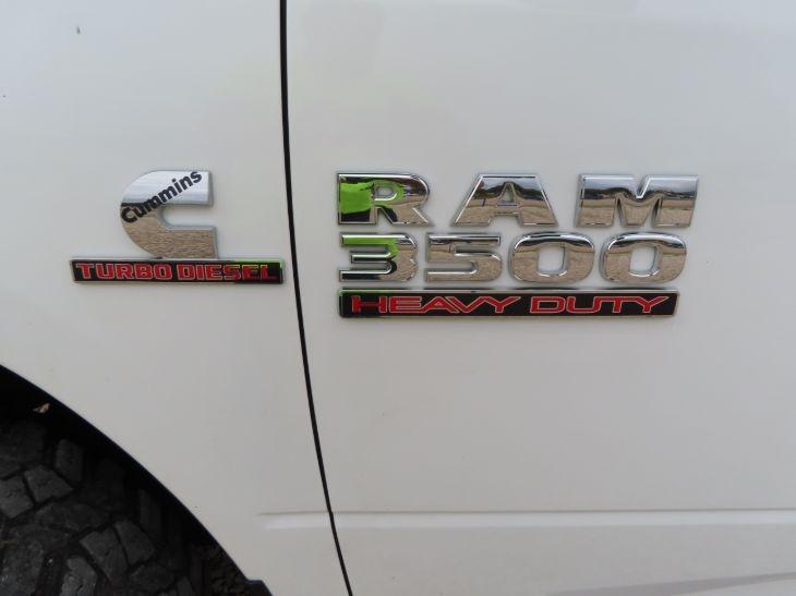 Ram 3500 2015 price $35,975