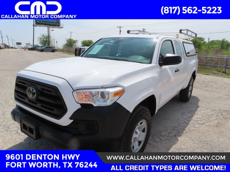 Toyota Tacoma 2018 price $23,875