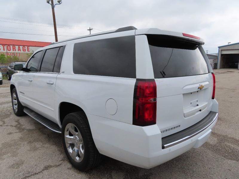 Chevrolet Suburban 2016 price $39,275