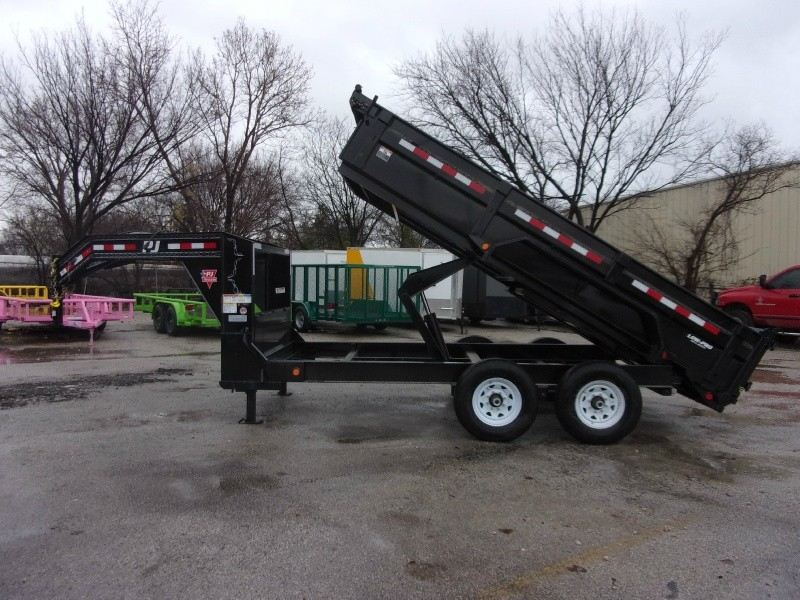 PJ Trailers 14X83 LOW PRO DUMP GOOSENECK 2019 price $8,695