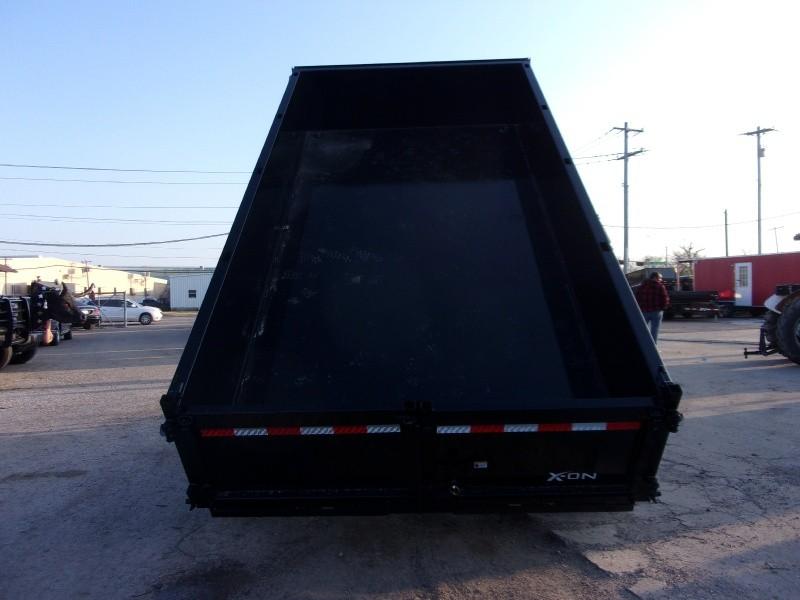 X-ON 14X83 DUMP TRAILER 2019 price $8,395