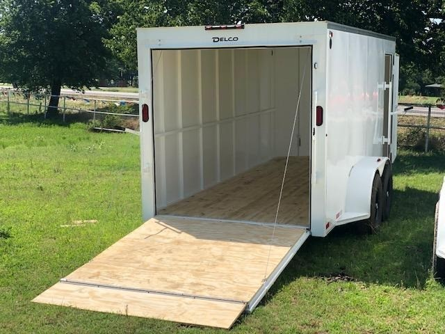 Delco Trailers BUMPERPULL ENCLOSED 10K 14X7 2019 price $7,695