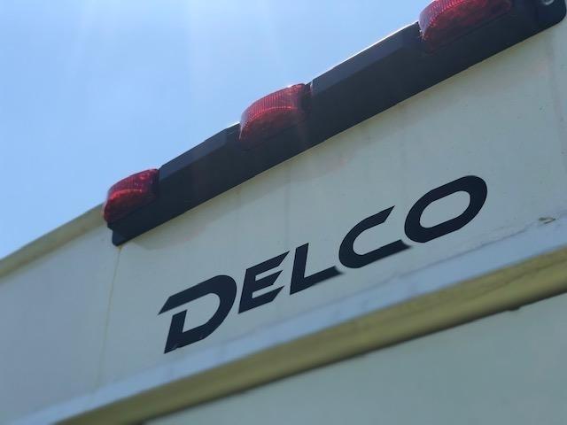 Delco Trailers 16X7 ENCLOSED BUMPER PULL CARGO TRAILER 2019 price $7,995