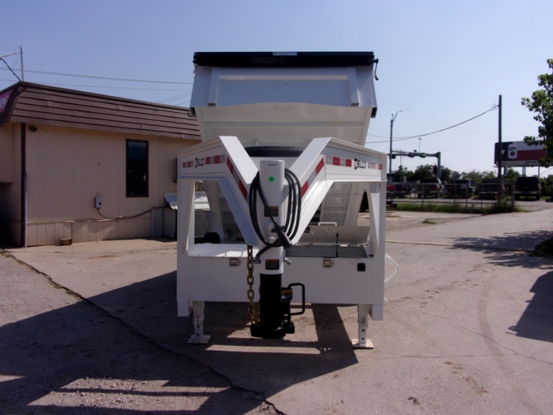 Delco Trailers 12X83 LOW PRO GOOSENECK 2019 price $8,495