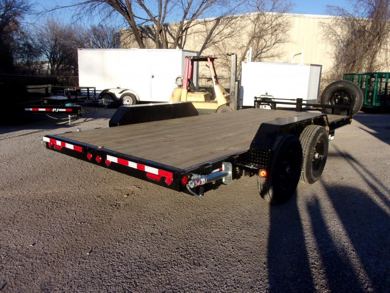 PJ Trailers 16X6 CHANNEL EQUIOMENT 2020 price $5,795