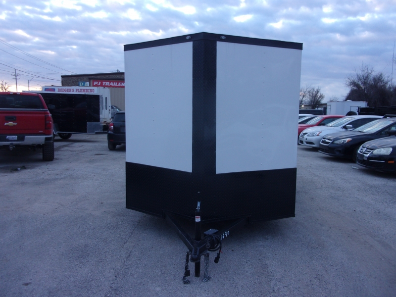 Deep South Trailers 6X12 ENCLOSED 2020 price $4,995
