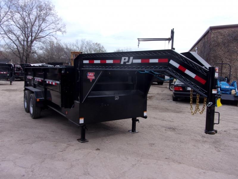 PJ Trailers 16 FT LOW PRO DUMP 2020 price $11,395