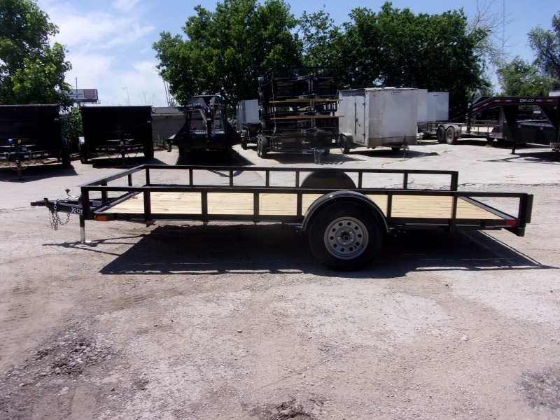 X-ON 12X77 SINGLE AXLE 2020 price $1,895