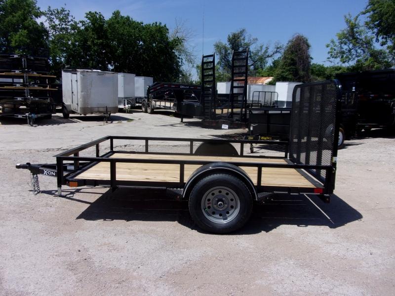 X-ON 10X77 UTILITY TRAILER 2020 price $1,695