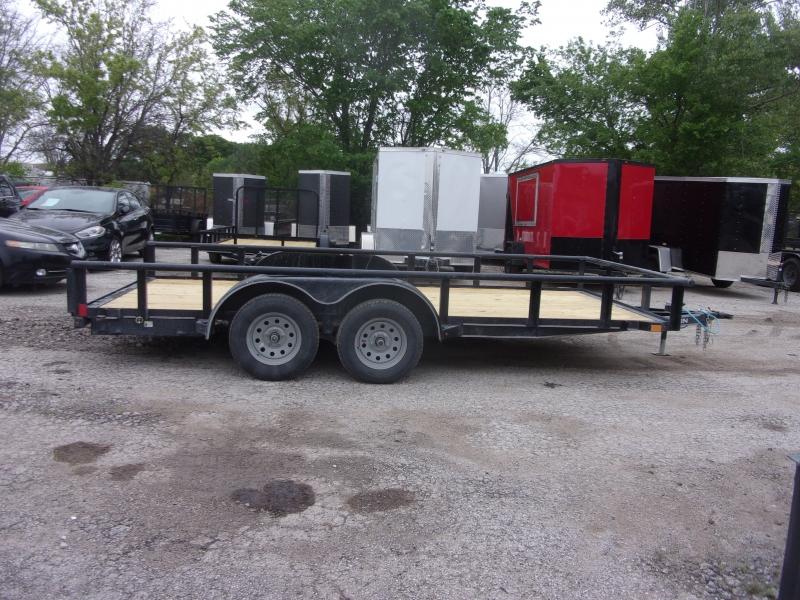 X-ON 14X77 UTILITY TRAILER W REAR GATE 2020 price $1,995