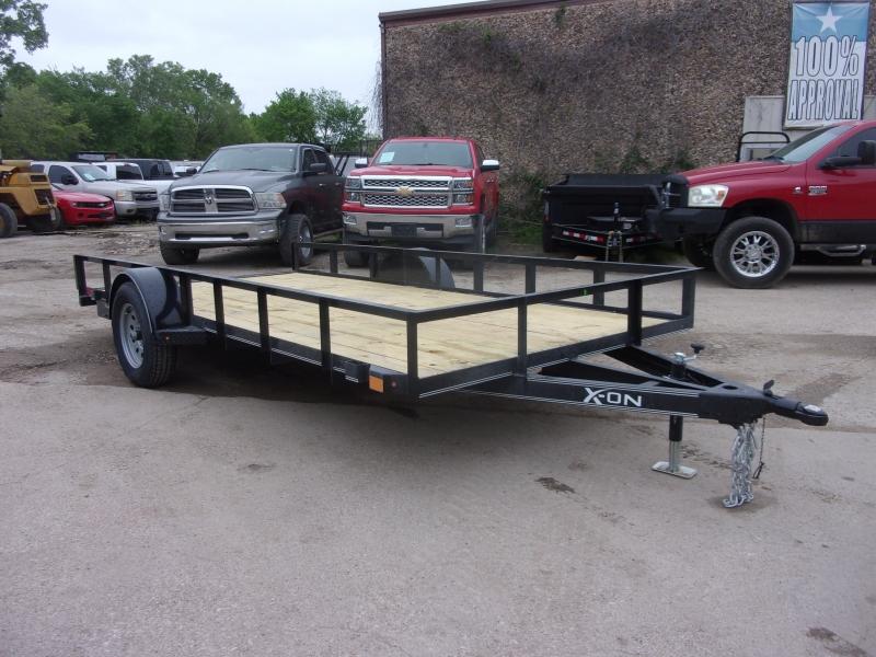X-ON 14X77 UTILITY TRAILER 2020 price $1,995