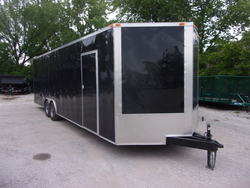 Deep South Trailers 28X7 ENCLOSED 2020 price $8,995