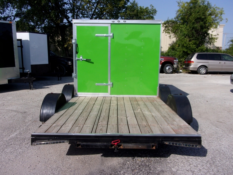 Deep South Trailers 7X16 ENCLOSED 2020 price $4,495