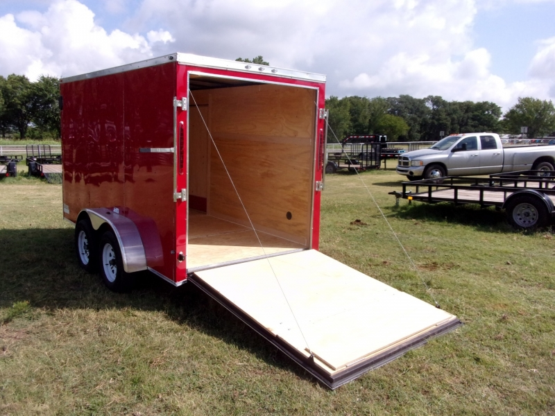 Deep South Trailers 6X12 ENCLOSED 2020 price $3,995