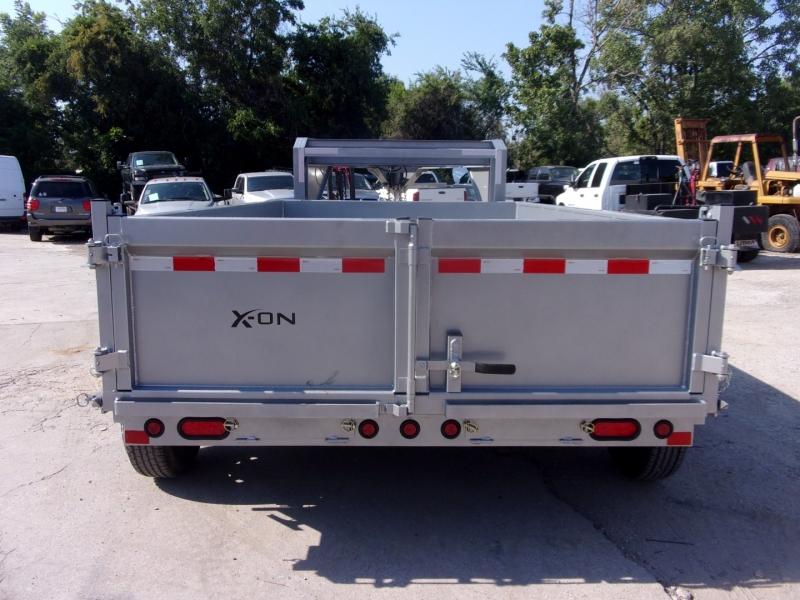 XON 12X83 GOOSENECK DUMP 2020 price $8,595