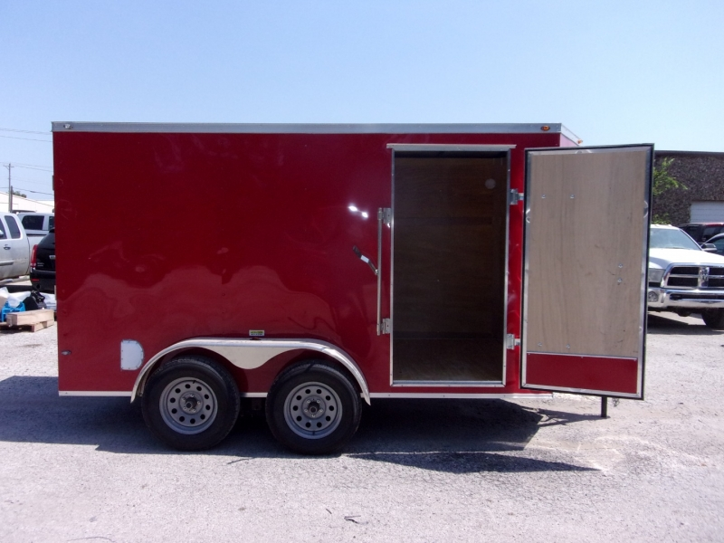 Deep South Trailers 12X83 ENCLOSED 2020 price $3,995